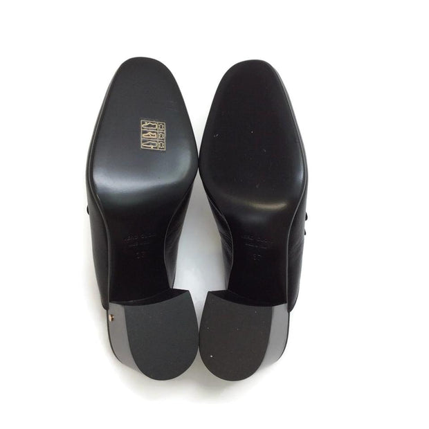 Laurence Dacade Black Thelma Mules