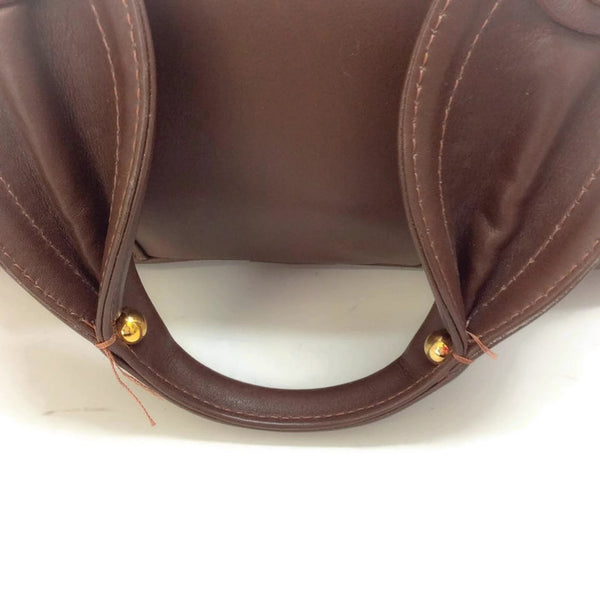 Bowling Bag Brown by Marc Jacobs handle