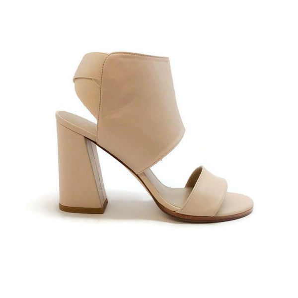 Inpower Pastry Nappa Sandals by Stuart Weitzman outside