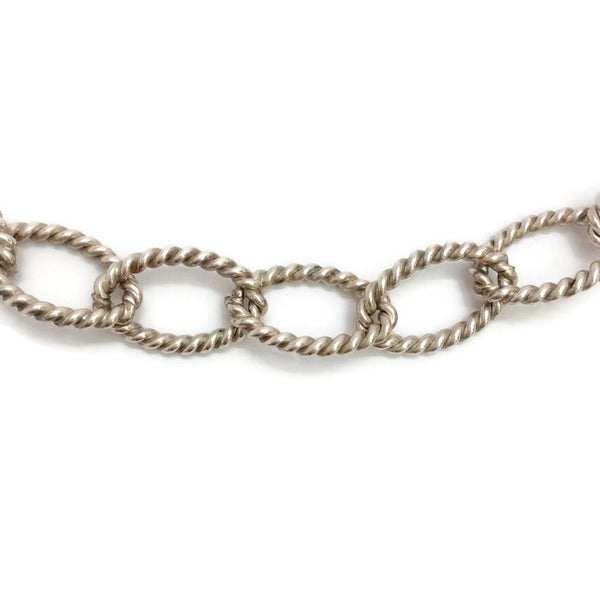 Sterling 36 Inch Twist Necklace by Tiffany & Co. link