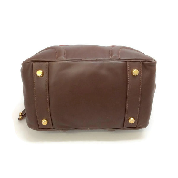 Bowling Bag Brown by Marc Jacobs bottom