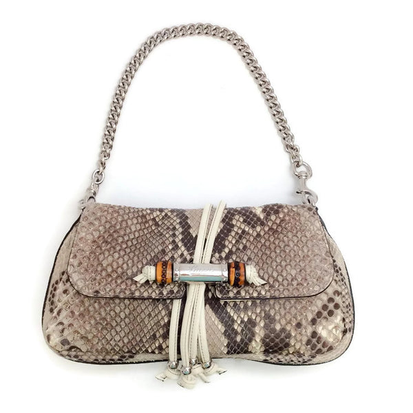 Shoulder Bag With Chain by Gucci