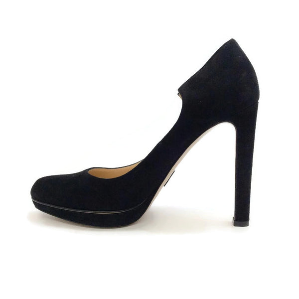 Manhattan Black Pumps by Paul Andrew inside