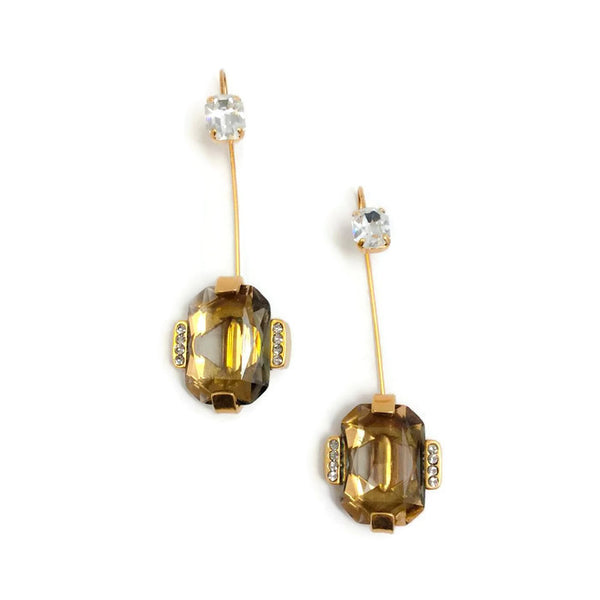 Strass Earring by Marni