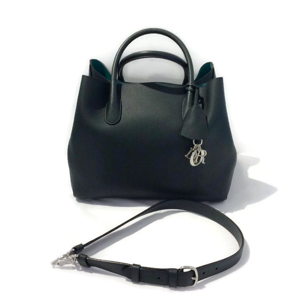 Green Tote Bag With Strap by Christian Dior with strap