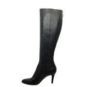 Jimmy Choo Black Tall Leather Boots
