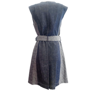 Derek Lam Denim Double Breasted Dress