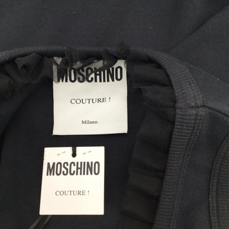 Moschino 'It's Very Expensive Being Moschino' Tank Dress