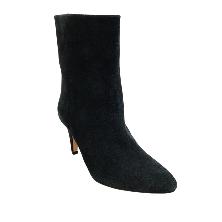 Isabel Marant Black Suede Dailan Boots