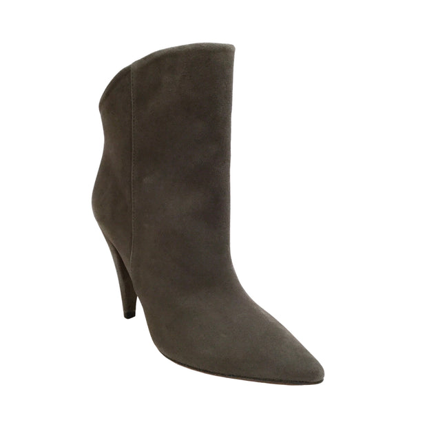 IRO Clay Suede Amy Boots