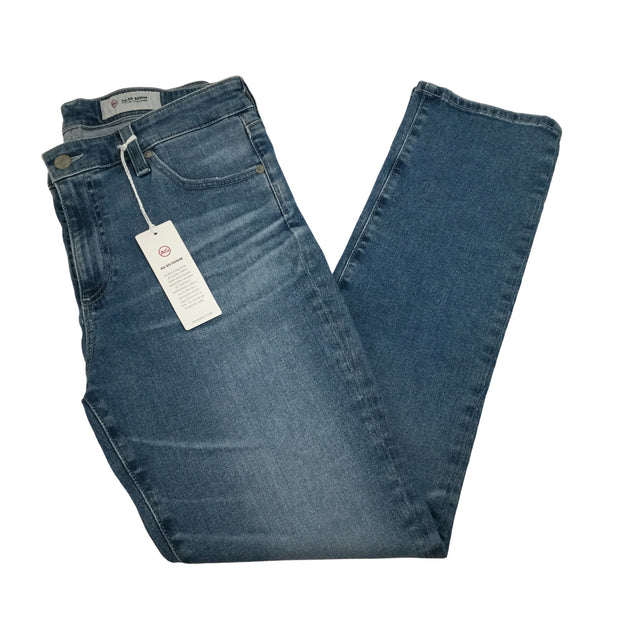 AG Adriano Goldschmied 16 Years Serenity The Mari Straight Leg Jeans
