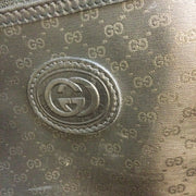 Gucci Vintage Guccissima Weekend/Travel Bag