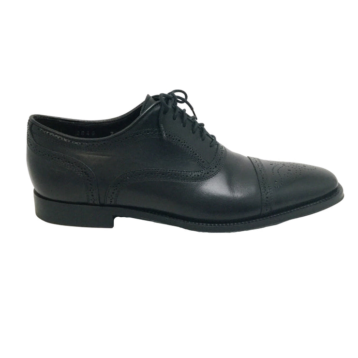To Boot New York Men's Black David Wingtip Oxfords