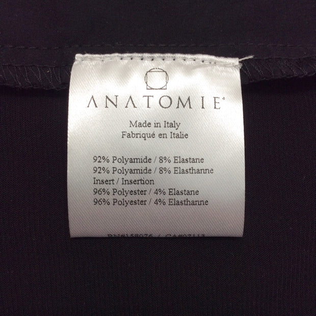Anatomie Black Lina Cargo Dress