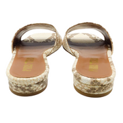 Paris Texas Natural Faded Python Slide