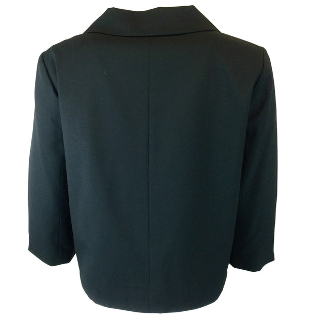 Chloé Black Wool Blazer