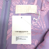 Peter Pilotto Lilac Metallic Lace Midi Dress