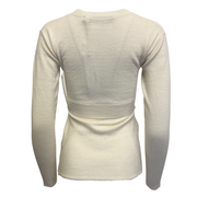 IRO Wool Denny White Sweater