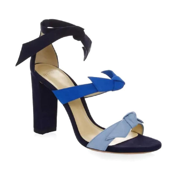 Alexandre Birman Navy / Blue Lolita Sandals