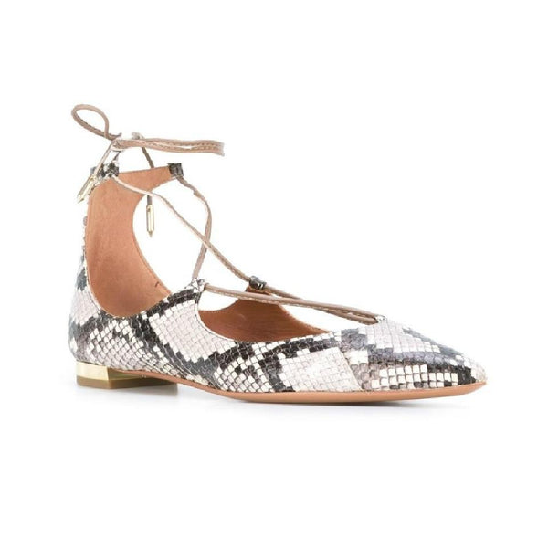 Aquazzura Skin Christy Flats