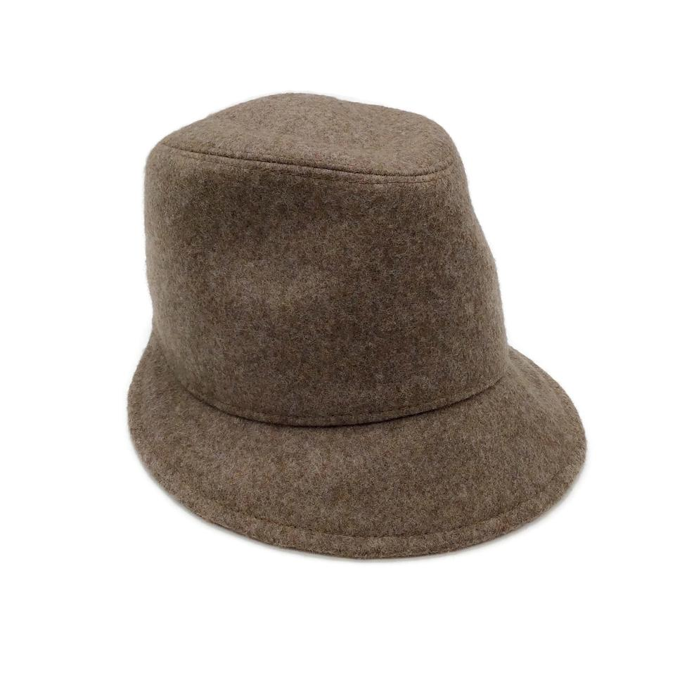 Brunello Cucinelli Beige Wool Hat