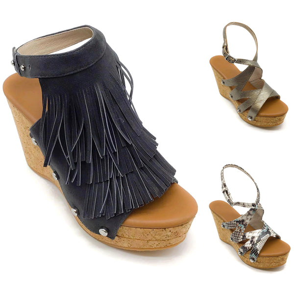Cat Perkins Multicolor Interchangeable Sandals