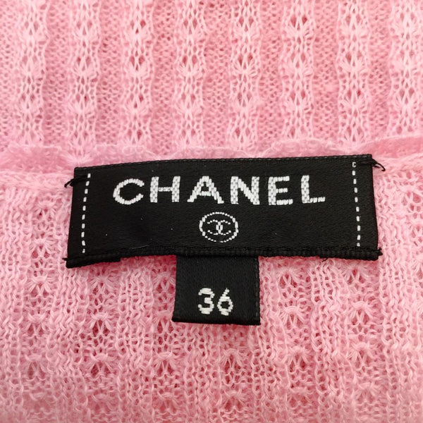 Chanel Textured Tee Shirt