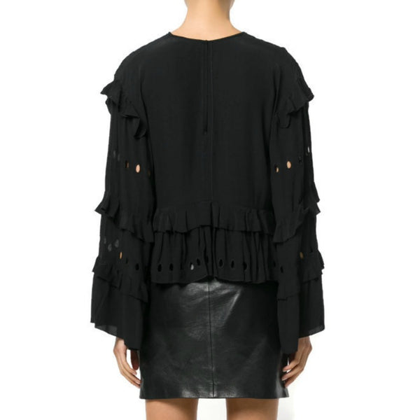 IRO Black Jasper Blouse