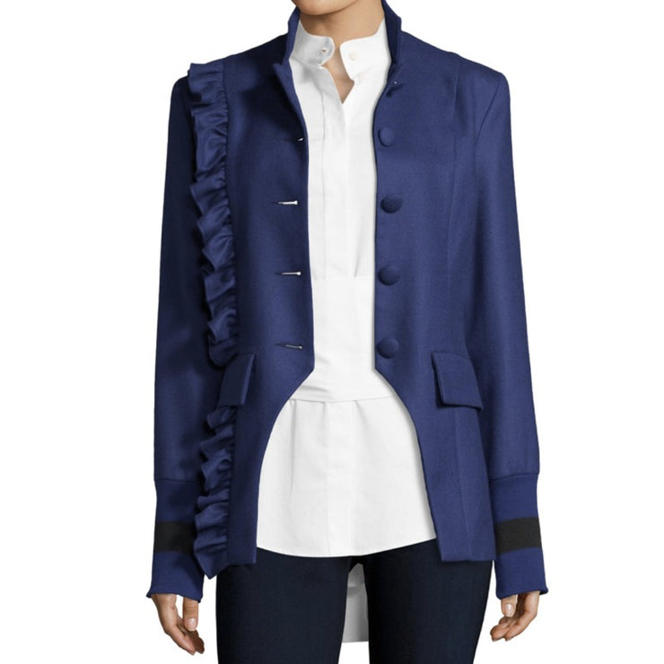 Maggie Marilyn Royal Blue Know Your Power Blazer