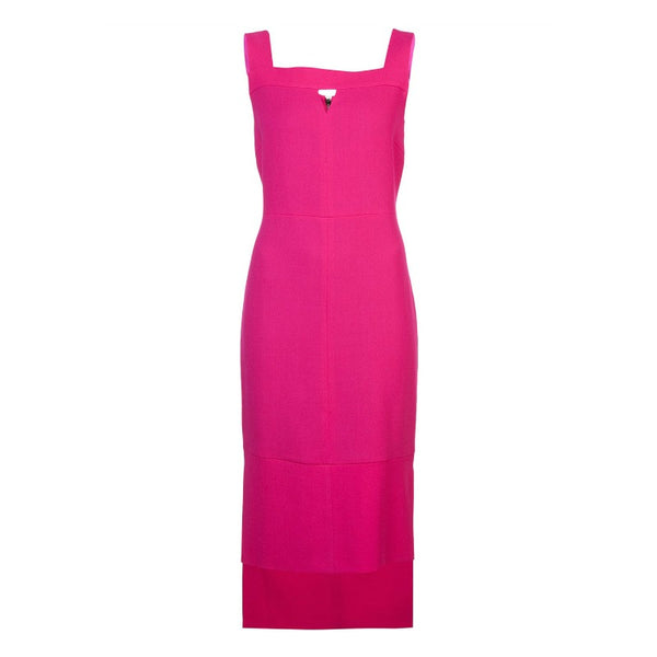 Kimora Lee Simmons Magenta Moxie Work/Office Dress