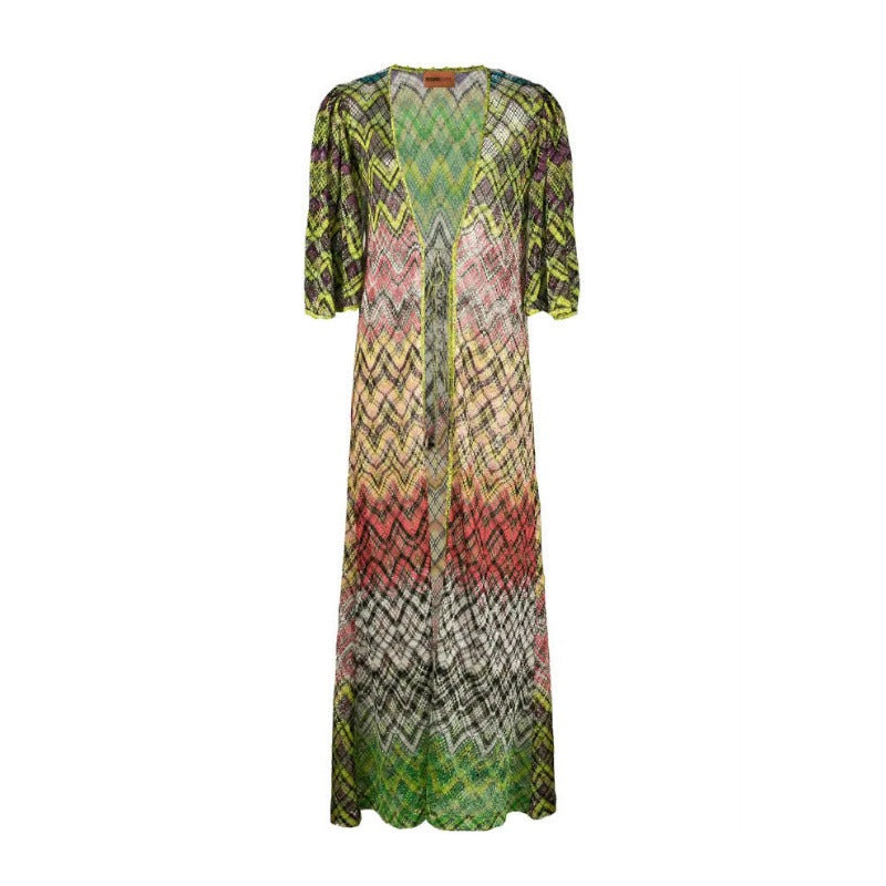 Missoni Multicolor Long Cover-up/Sarong