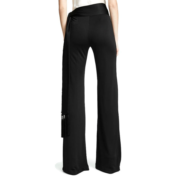 Galvan London Black Vesper Pants