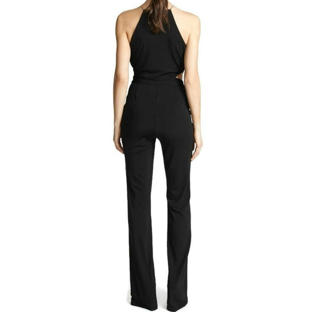 Ramy Brook Black Amina Jumpsuit