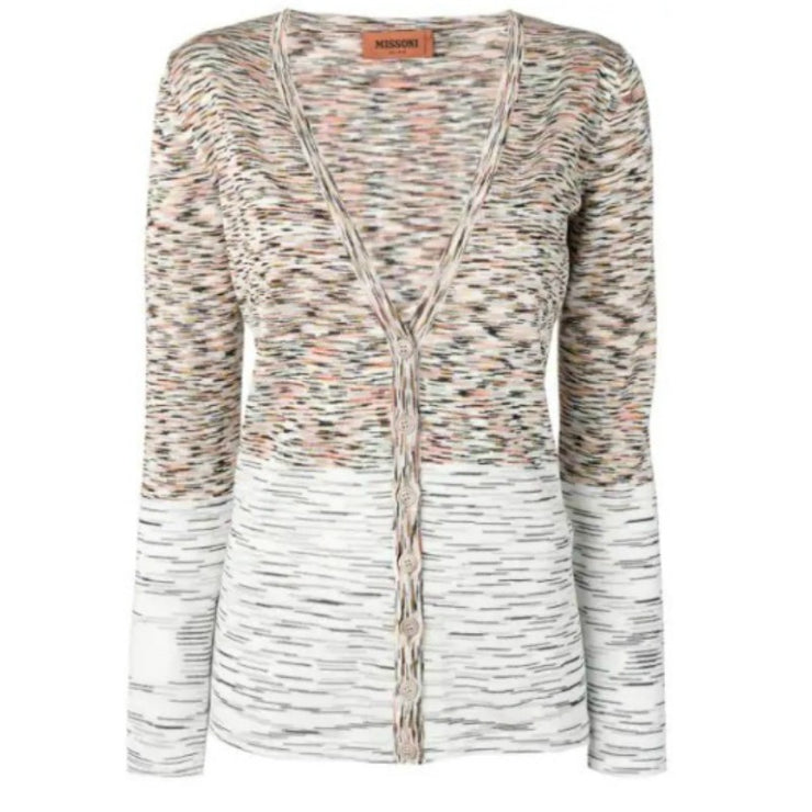 Missoni Cardigan with Shell