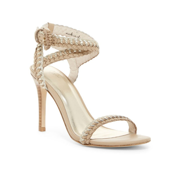 Joie Powder Gold Adita Sandals