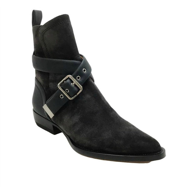 Chloé Charcoal Rylee Boots/Booties
