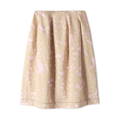 Marni Danna Balloon Cotton Drill Skirt