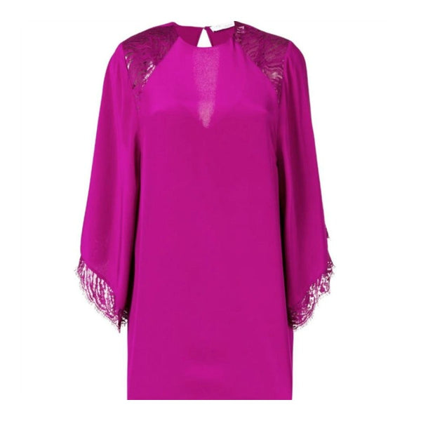 IRO Purple Hunt Night Out Dress