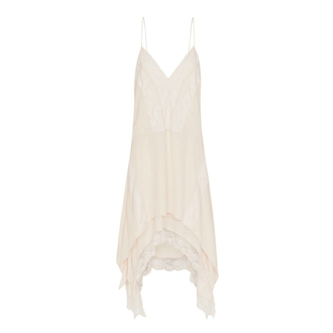 IRO Sand Gift Lace Slip Dress
