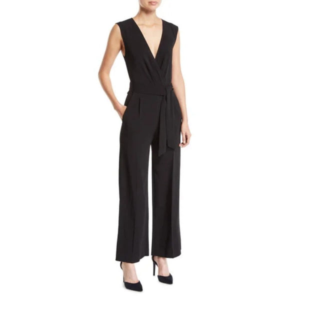 IRO Black Crew Jumpsuit