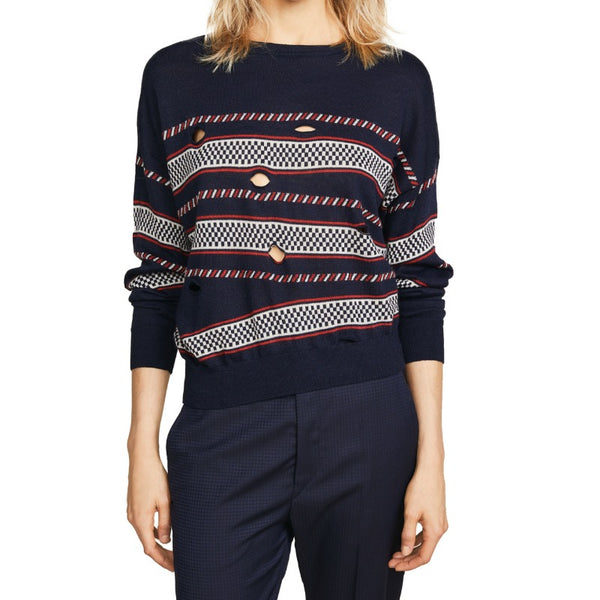 Étoile Isabel Marant Casey Midnight Sweater