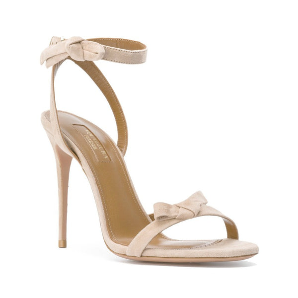 Aquazzura Biscoti Passion Sandals