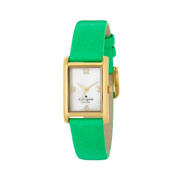 Kate Spade Green Cooper Watch