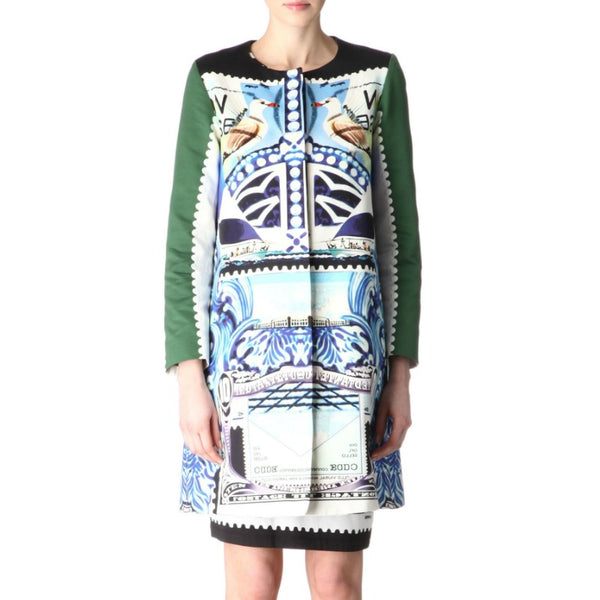 MARY KATRANTZOU Star Sailor Coat