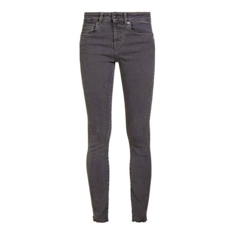 IRO Gray Bends Skinny Jeans
