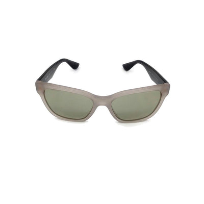 Miu Miu Black/Grey Lucite with Crystals Sunglasses