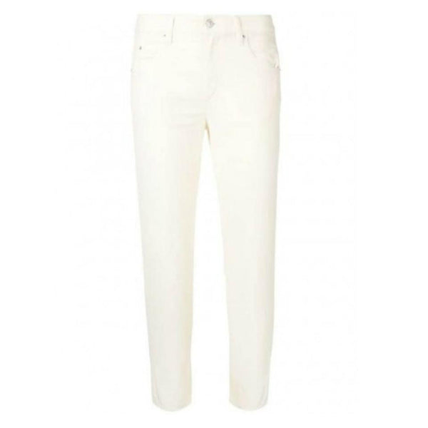 Étoile Isabel Marant Cream Apolo Mid Rise Pants