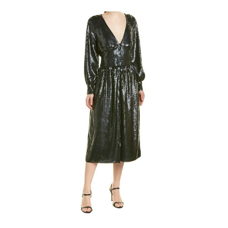 Joie Black Sequin Kyria B Dress