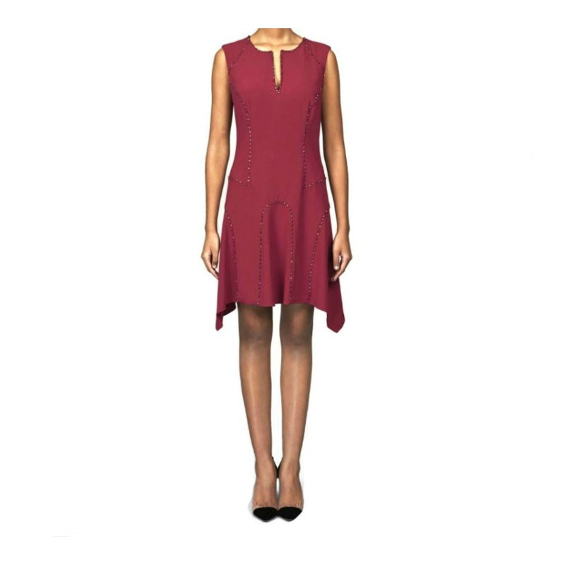 Kimora Lee Simmons Raspberry Madison Dress