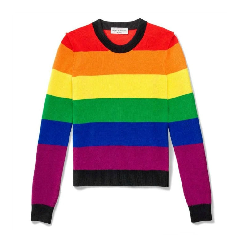 Sonia Rykiel Langley Multicolor Sweater